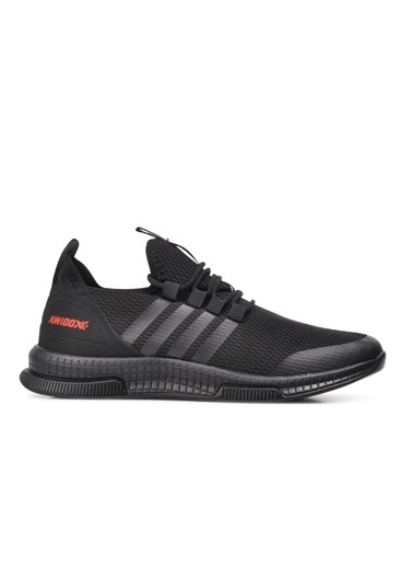 Awidox Awidox Awd053 M Siyah-Siyah Erkek Spor Ayakkabı Siyah